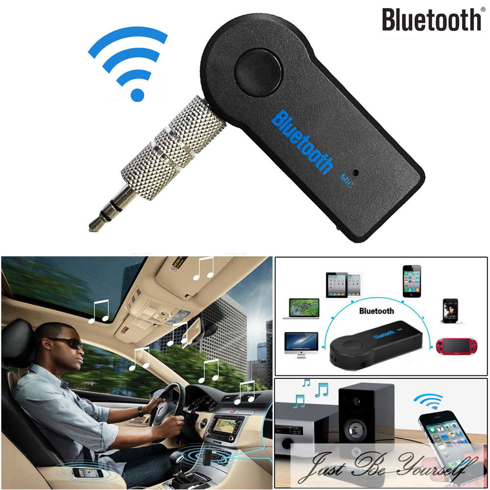 CARPRIE Wireless Bluetooth Receiver Adapter Dongle Mini 4.1 Stereo 3.5mm Jack For Car Computer Music Audio Aux For Headphone
