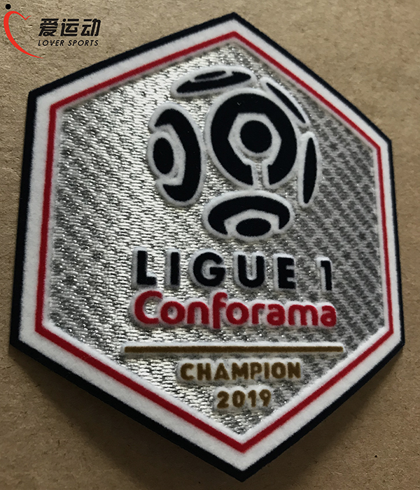 LFP FRANCE patch 2018//2019 badge logo toppa FRENCH LEAGUE