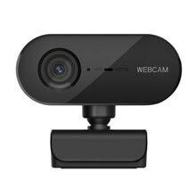 Новая веб камера 1080p full hd с микрофоном для ПК компьютера