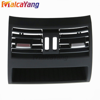 New Black Rear AC Conditioning Air Vent Grill Center For BMW 5 Series F10 F11 2010-2016 64229172167 ,64 22 9 172 167 image