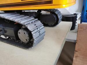 Image 5 - גרסה משודרגת RTR מלא מתכת 1/12 חופר RC/RC הידראולי חופר דגם