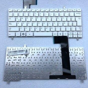 Latin Russian US Spanish Laptop Keyboard For Samsung N210 N210P N220 N220P N230 N260 N315 Without Frame laptop keyboard for sony svs1512z9e svs1512z9r svs1513a4e svs1513b4e black without frame latin america la
