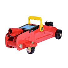 Roll-Up Hydraulische Krik 2T Auto Jacks Red Force Stayer Lifting Hoogte 5.3-12 Inch