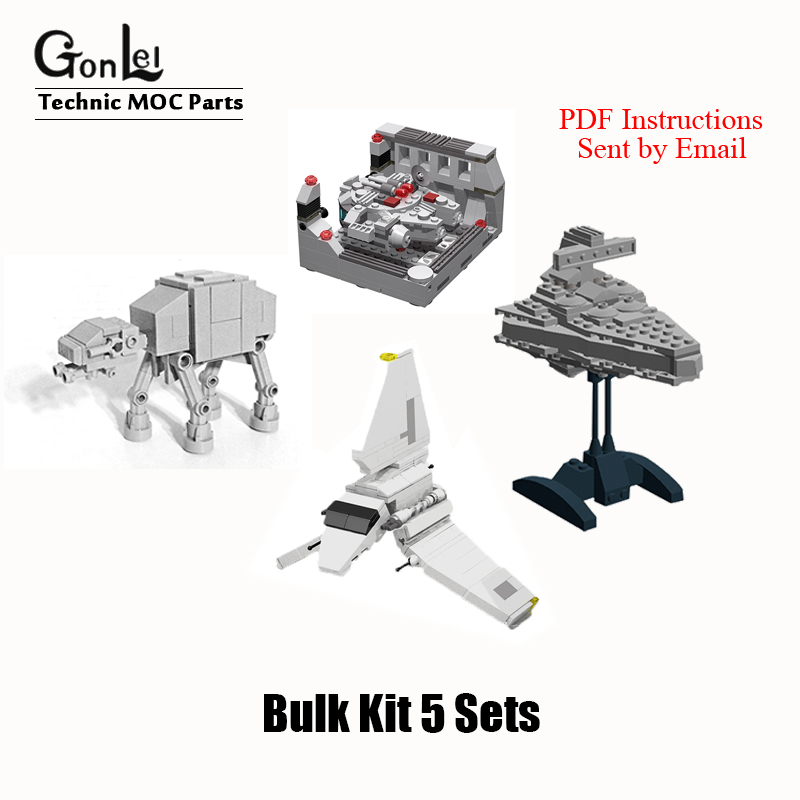Compatible With Legs Star Wars TIE Bomber 13952 Series Building Blocks Bricks