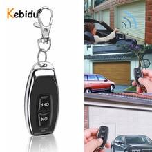 Kebidu mando a distancia inalámbrico Universal para garaje, 433Mhz, copia de código, clonador, abridor de puerta