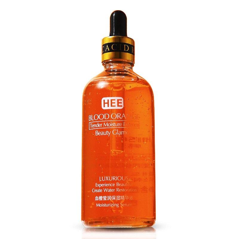 Blood Orange skin whitening serum 100ml face serum vitamin c serum Moisturizing Essence korean skincare Liquid shrink pores
