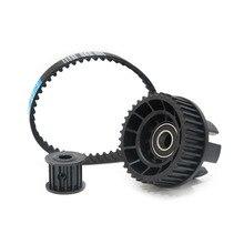 في الأسهم! Maytech الكهربائية لوح التزلج البكرات 8 مللي متر موتور البكرة HTD255mm 5M حزام عجلة بكرة مجموعة