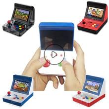 Портативная игровая видео игровая консоль ретро мини карманный портативный игровой плеер встроенные 360 классические игры для детей Ностальгический плеер
