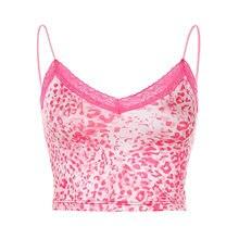 2020 unif carino corpo bustier rosa vestiti per sweetown accessori moda y2k corsetto carro armato sexy top crop top delle donne donna alt