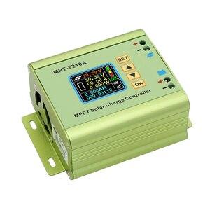 MPPT Solar Panel Charge Controller With Lcd Color Display output 600W 24V 36V 48V 60V 72V Regulator for Charging Lithium Battery(China)