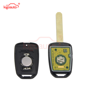 Дистанционный ключ 3 кнопки с паникой 313,8 МГц MLBHLIK6 1T HON66 для Honda Accord CRV Civic 2014 kigoauto