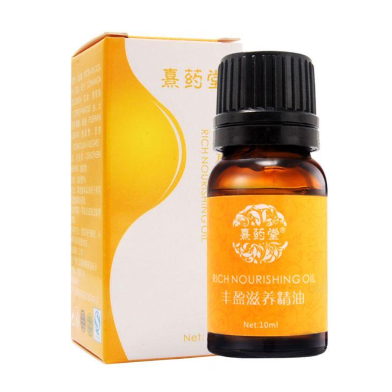 10ml Women Breast Enlargement Firming Essential Oil Big Bust Grow Up Plump Enhancer Massage Moisturizing Cream Beauty Tool M89F