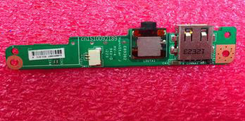 For Original  Laptop FOR MSI WindPad 110W-097RU USB AUDIO BOARD MS-N0E1A Free Shipping