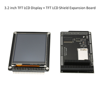 3.2 TFT LCD Display + TFT/SD Shield Expansion Board for Arduino MEGA 2560 LCD Module SD Card 2.8 3.2 DUE