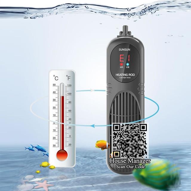 Digital Aquarium Temperature Controller 2