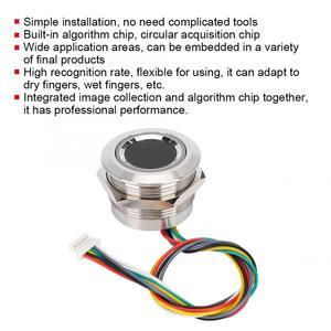 Image 5 - R503 แบบ Capacitive ลายนิ้วมือโมดูล 2 สีแหวนไฟแสดงสถานะ
