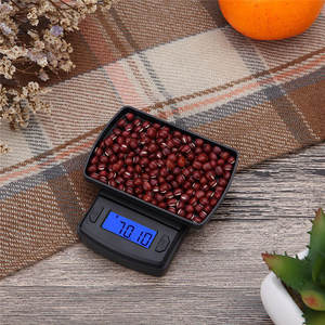 Digital Scale Pocket-Balance Weight-Gram Electronic-Scales--D Portable Jewelry Mini LCD