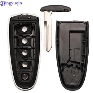 Image 5 - Jingyuqin 5 Tasten Fernbedienung Auto Schlüssel Fall Abdeckung Fob Für Ford Explorer Edge Escape Flex Taurus 2011 2012 2013 2014 2015 Smart Auto