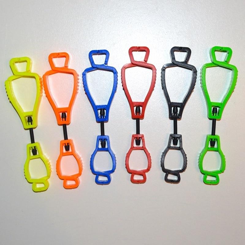 Пластиковая клипса для перчаток рабочие перчатки зажимы зажим для работы безопасные рабочие перчатки товары для труда