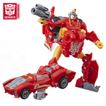 Transformers Generaties Power Van De Primes Deluxe Class Autobot Novastar Kids Speelgoed Voor Jongens Autobots Vs Decepticons(China)