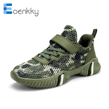 2021 Fashion Tenis Kids Sneakers Boys Running Shoes Children Sport Sneakers Breathable Mesh Walking Casual Shoes for Girls Light