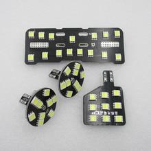 Para great wall haval h3 h5 high grade carro in situ não destrutivo led lâmpada de leitura conjunto um pacote