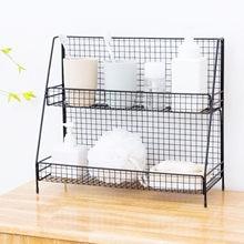 Подвесная железная полка для ванной комнаты полки хранения шампуня