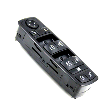 car accessories Left Front Power Window Master Switch For Mercedes Benz B-Klasse W169 W245 2004-2012 AMG OEM NO.1698206610
