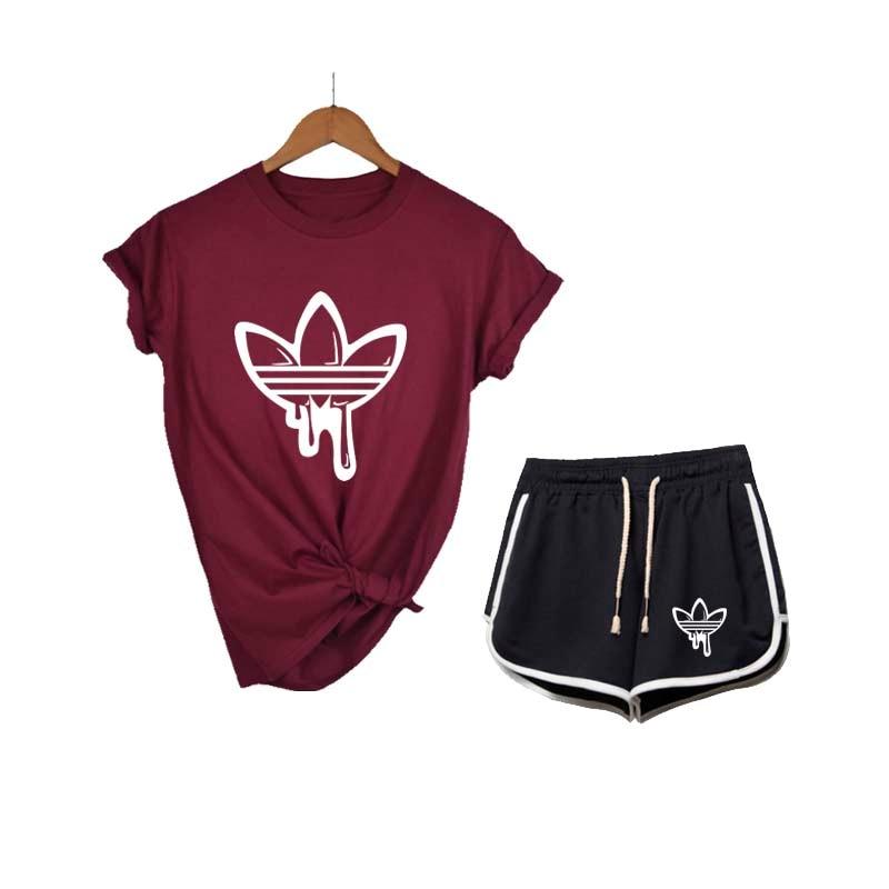 2019 Fashion Brand Large Size New Harajuku Love Printed Women T-shirts Casual Tee Tops Summer Short Sleeve Female T Shirt Women