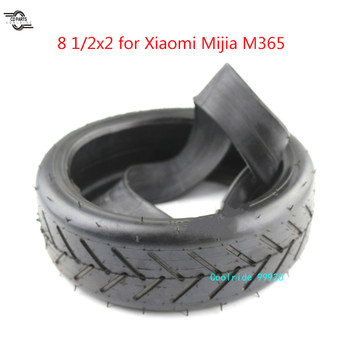 Free Shipping 8 1/2 X 2 Tire & Inner Tube Fits Xiaomi Mijia M365 Smart Electric Scooter Pram Stroller Non-slip Wear-resistant free shipping 2016 new electric led micromotor brushless led light source system fits nsk nlx nano inner water spray kavo dhl