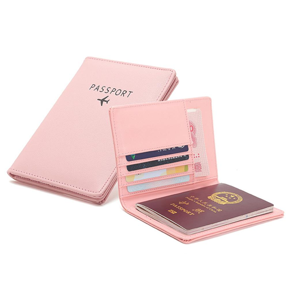 Passport Cover Women Russia Passport Holder Organizer Travel Covers For Passports Girls Case Passport For PU Leather#50
