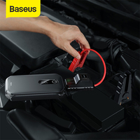 Baseus 12000mah 1000A Portable Power Bank Car Jump Starter Emergency Starter 12V Auto Booster Starting Device Battery for car