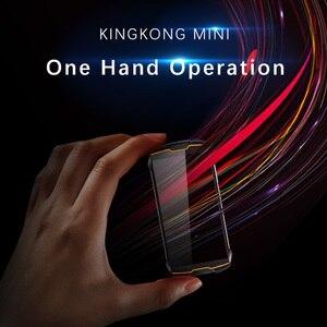 """Image 3 - Cubot KingKong MINI 4 """"QHD + 18:9 Dello Schermo Telefono Cellulare Robusto Impermeabile 2000mAh 4G LTE Dual SIM 3GB + 32GB Android 9.0 Outdoor Cellulare Macchina Fotografica di Retrovisione di 13MP Smartphone Antiurto"""