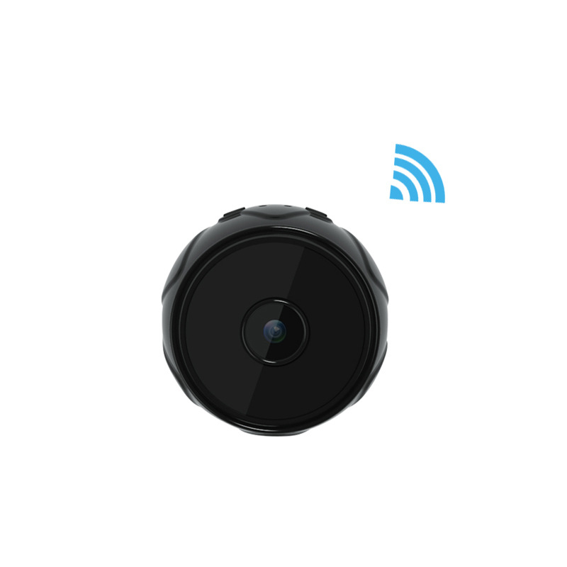 INQMEGA Micro Smart Webcam WiFi Wireless Network HD Night Vision Motion Detection For Household Video Camera Support 128G