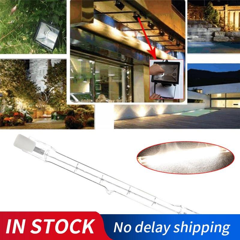 luz c/álida Juego de 5/bombillas Lineales R7S hal/ógenas 2700/K