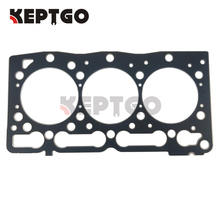 New Cylinder Head Gasket For KUBOTA D1105 for kubota diesel engine d1105 cylinder head gasket steel one 16261 03310 1e038 03310