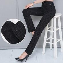 a cintura pantalones mujer