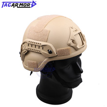 Ballistic Helmet MICH Military Bullet-Proof IIIA NIJ Level 2000 ACH