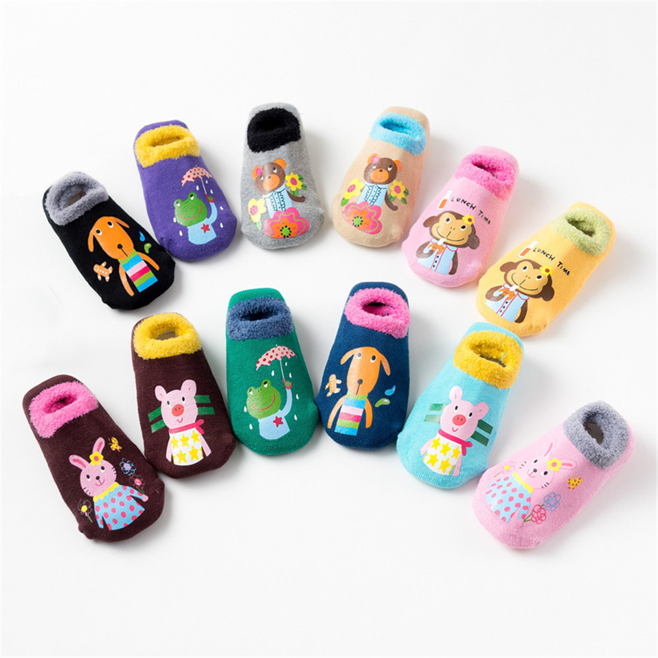 Cotton-Baby-Boys-Girls-Socks-Rubber-Slip-resistant-Floor-Socks-Cartoon-Infant-Kids-Animal-Socks-Winter (2)