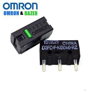 Image 2 - 10PCS OMRON mouse micro switch D2FC F 7N 10m 20m OF D2FC F K(50M) D2F D2F F D2F L D2F 01 D2F 01L D2F 01FL D2F 01F T D2F F 3 7