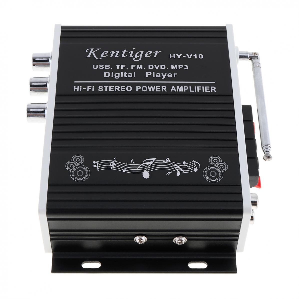 bluetooth amplificador de potência áudio do carro