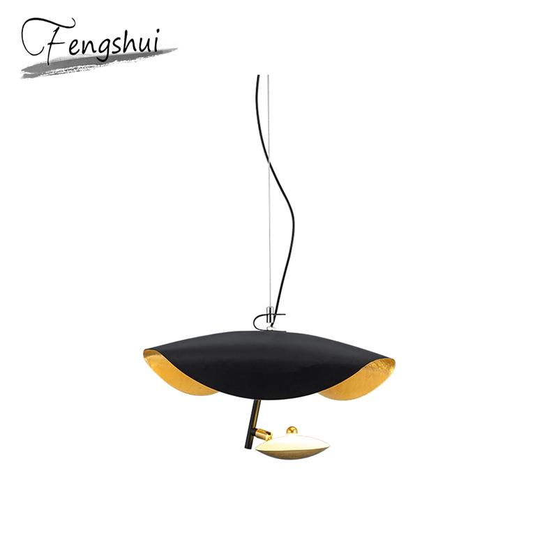 Nordic Iron Pendant Lights Lamp LED Pendant Lighting Living Room Dining Room Kitchen Bedroom Cafe Loft Home Deco Hanging Lamp