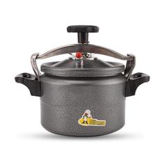 Pressure-Cooker Autoclave Small Household Explosion-Proof Black Aluminum Gas Tiger Open-Flame