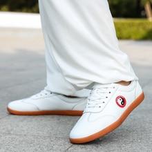 Tai-Chi-Shoes Taekwondo White Men Karate New-Products Kung-Fu And Black Chinese Men's