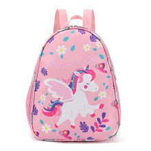 Kindergarten Cartoon Children School Bags for Girls Kids Backpacks Schoolbags Unicorn Kids Bag Mochila Infantil