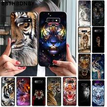 Telefon Fall Tiger Coque Shell Telefon Fall für Samsung S9 plus S6 rand plus S7 rand S8 plus S10 plus(China)