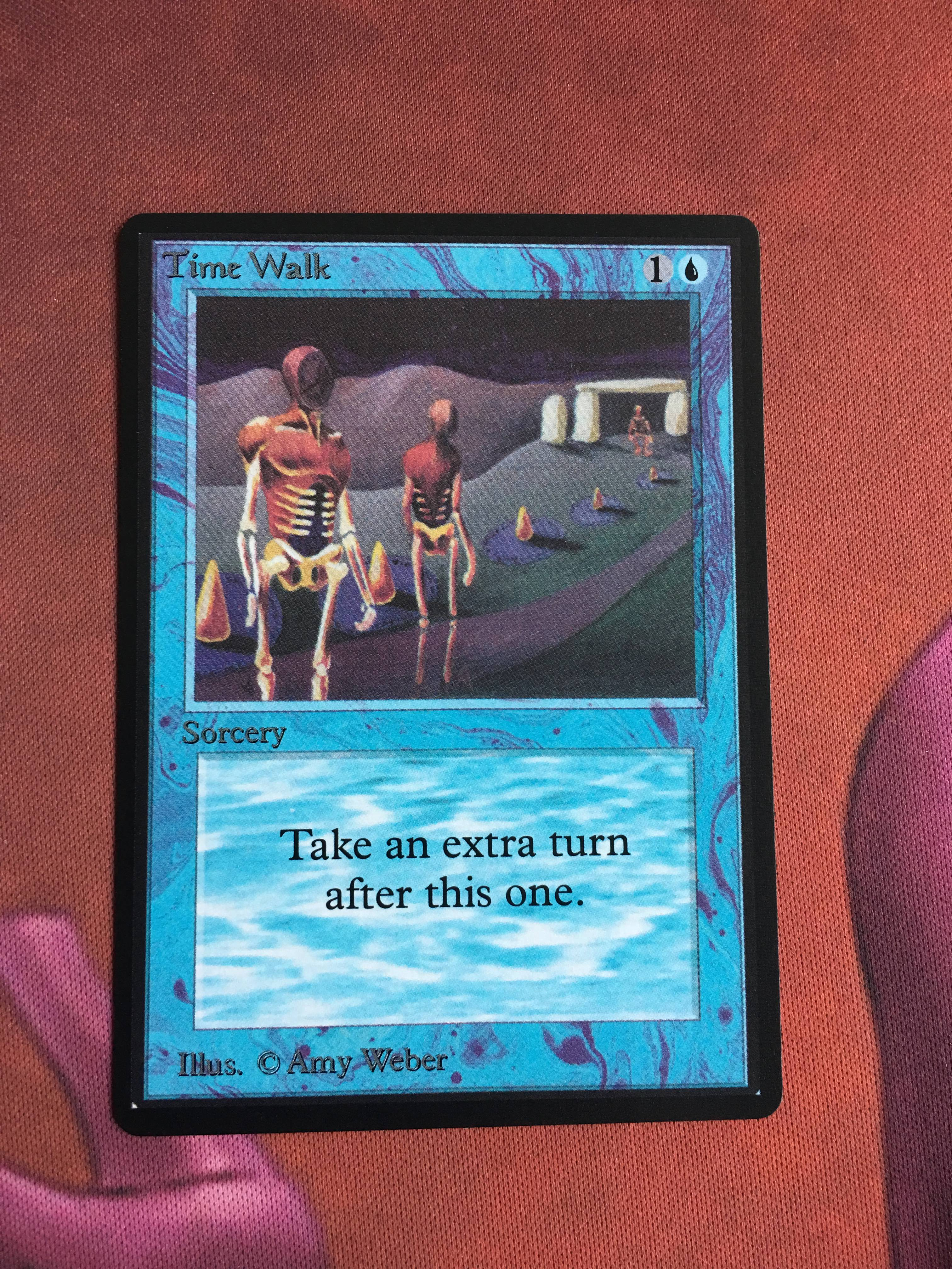 Time Walk Beta Magician ProxyKing 8.0 VIP The Proxy Cards To Gathering Every Single Mg Card.