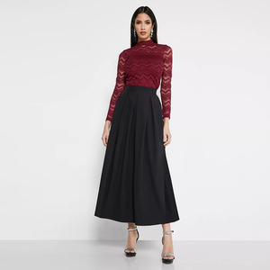 Abaya Turkey Dubai Arabic Muslim Fashion Skirt Abayas For Women Skirts Turkish Islam Clothing Europese Kleding Musulman De Mode