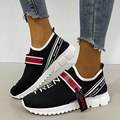 New Women Shoes Unisex Casual Sneakers Unisex Mesh Breathable Fitness Gym Travel Trainers Sport Running Sock Walking Chaussures
