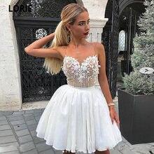 Платья lorie для выпускного вечера коктейльные платья на тонких